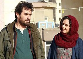 ترانه علیدوستی و شهاب حسینی در «فروشنده»