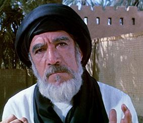 آنتونی کویین در فیلم «محمد رسولالله»