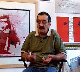 «عکس ناتمام؛ بهمن جلالی» ساخته عمید راشدی، تورج ربانی
