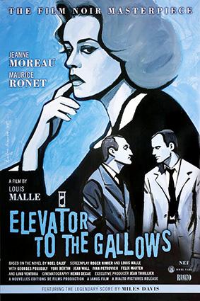 آسانسور به سوی سکوی اعدام
