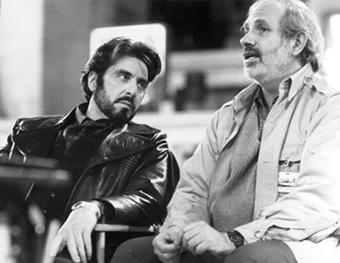 برایان دیپالما و آل پاچینو